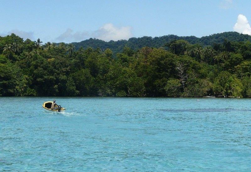 ilha Tetepare