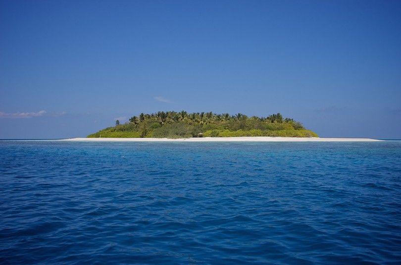 ilhas Maldivas deserto