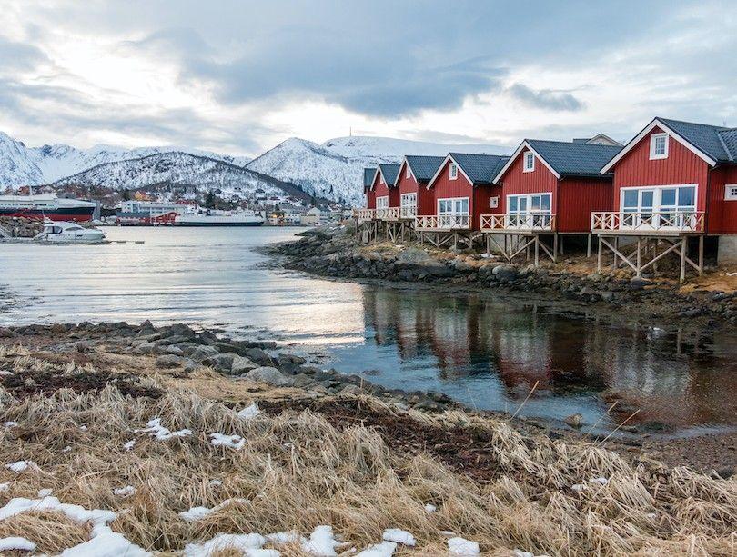 ilhas Vesteralen Noruega