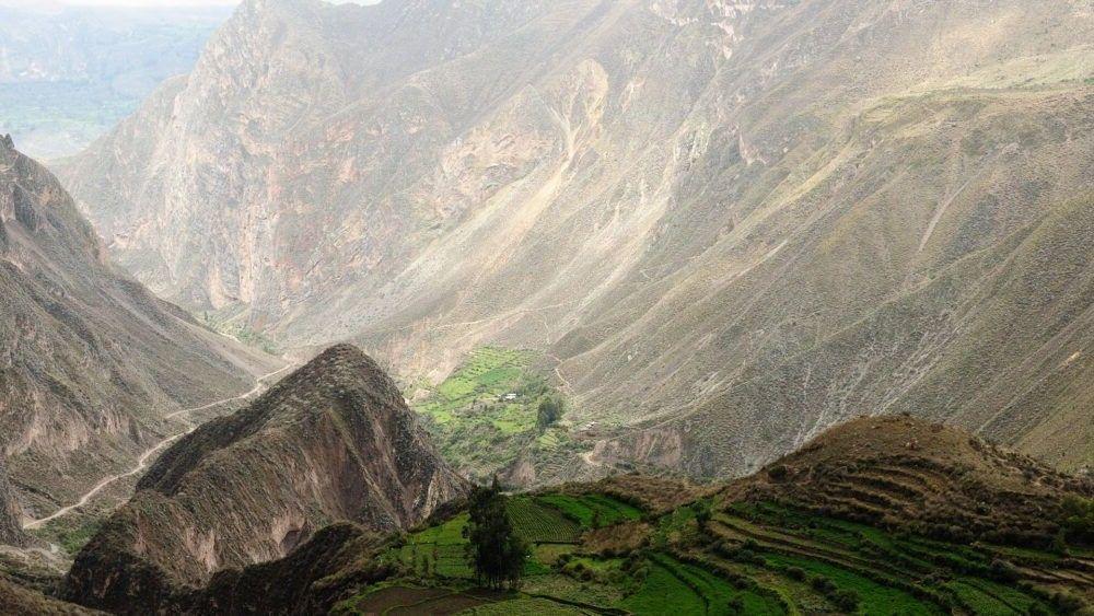 Imagem Canyon Cotahuasi