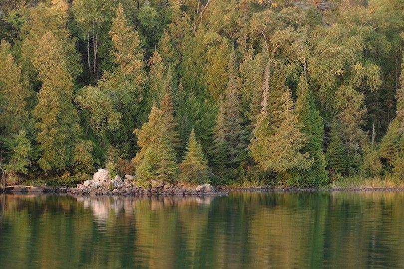 Isle Royale meu parque nacional