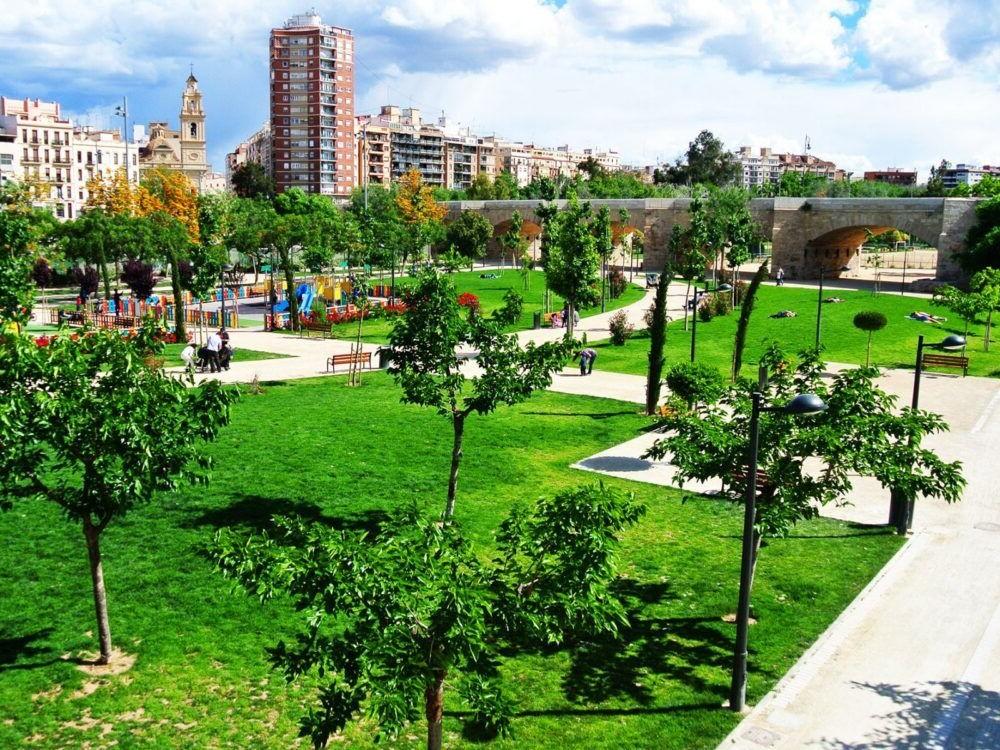 Jardins de Turia
