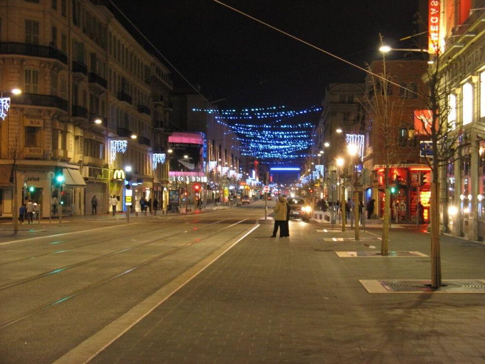 Jean Medecin para ficar em Nice