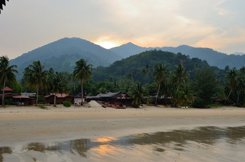 Juara Tioman Beach