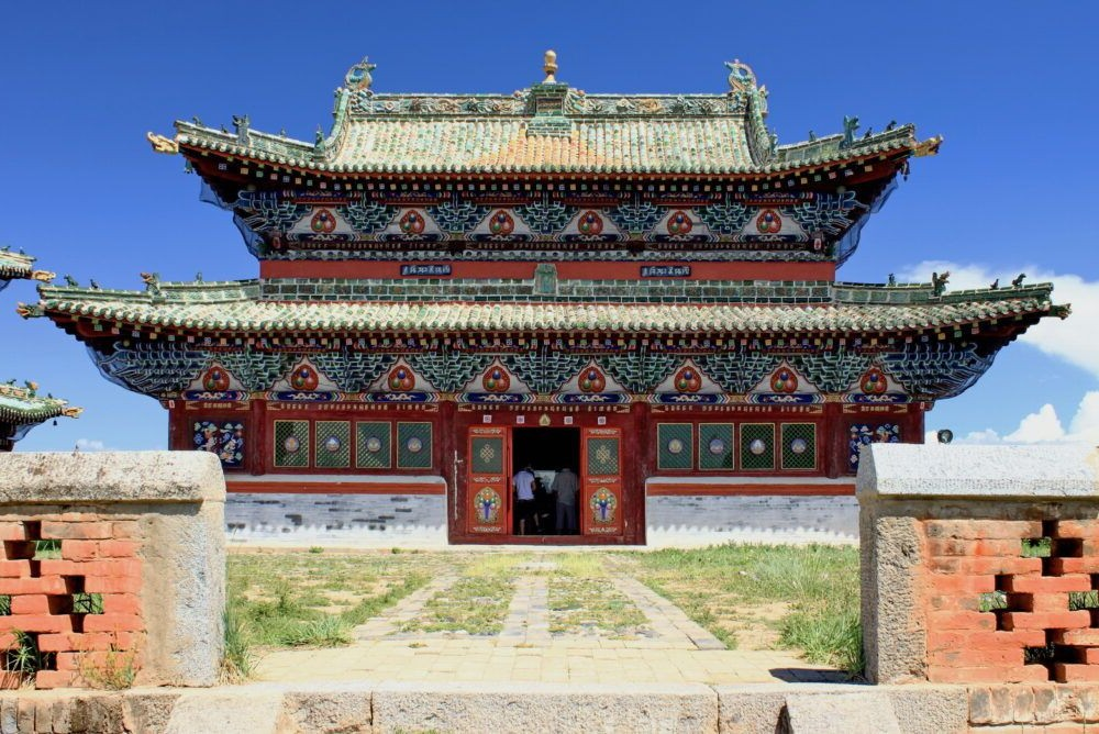 Karakorum Erdene Zuu Monastery Zuu