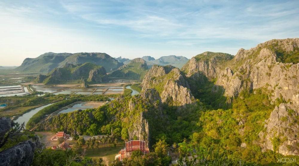 Khao Sam Roi Parque Nacional Yot