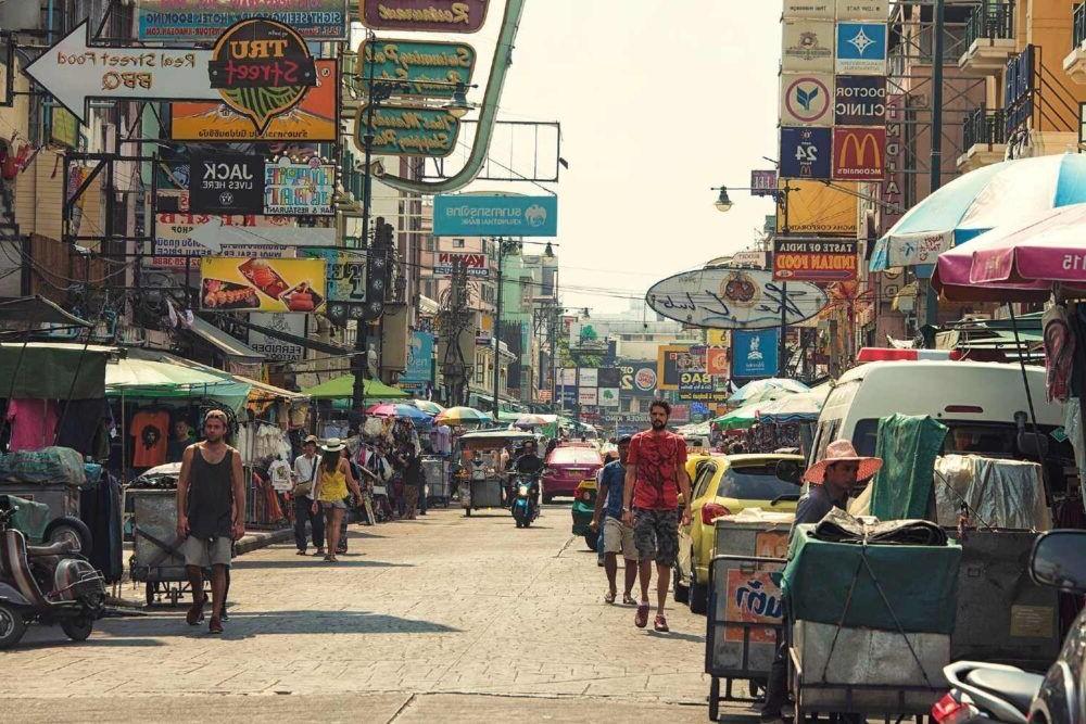 Khao San Banglamphu