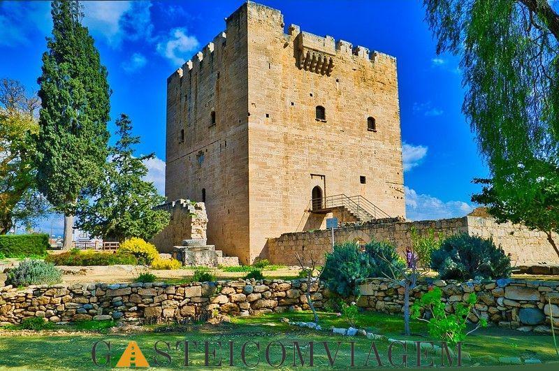 Kolossi Castelo