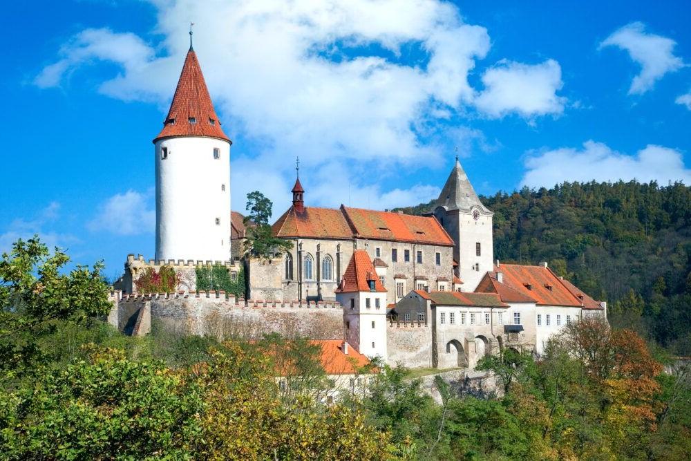 Krivoklat Castelo
