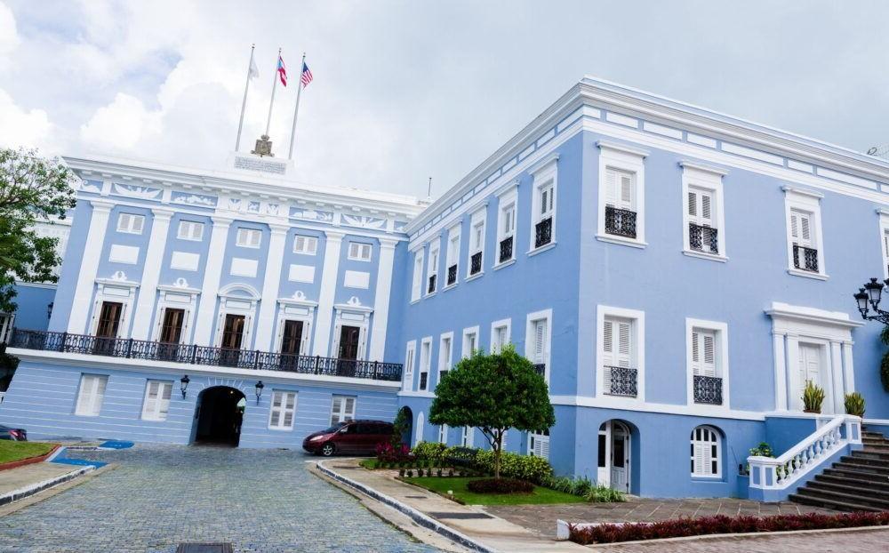 La Fortaleza Puerto Rico