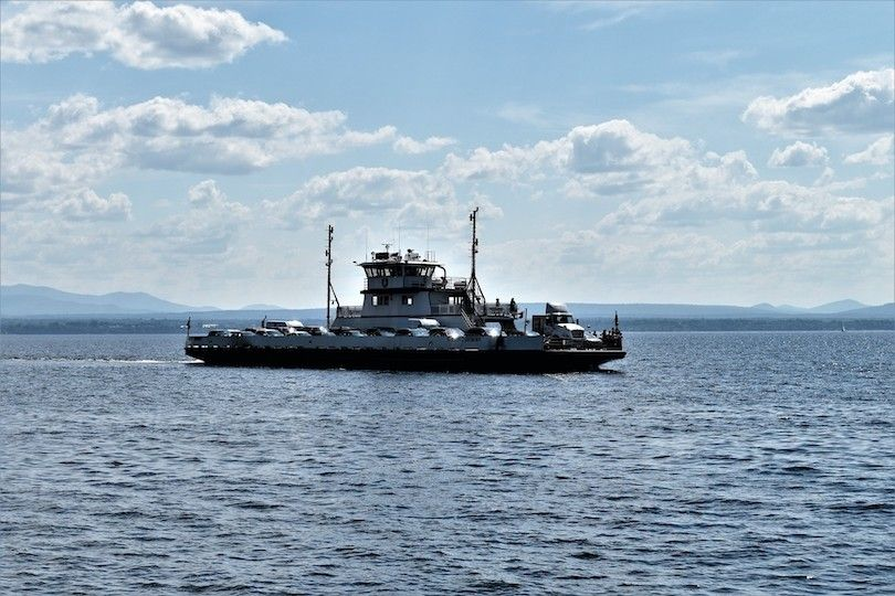 lago ferries Champlain