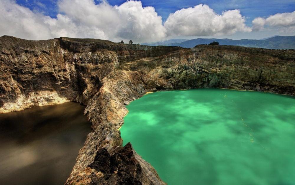 Lago Kelimutu