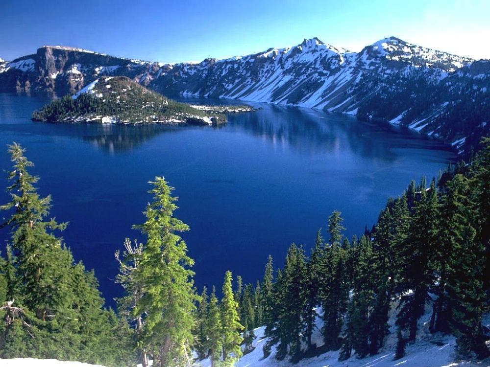 Lake Crater Oregon