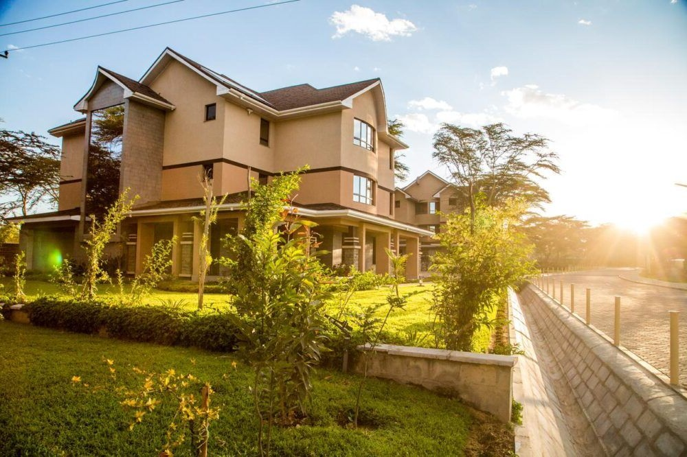 Lake Naivasha Spa Resort