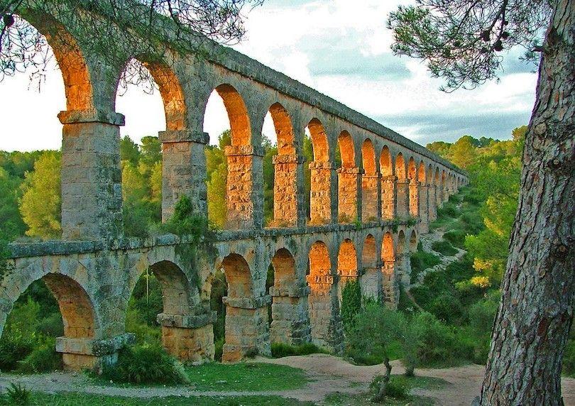 les aqueduto Ferreres