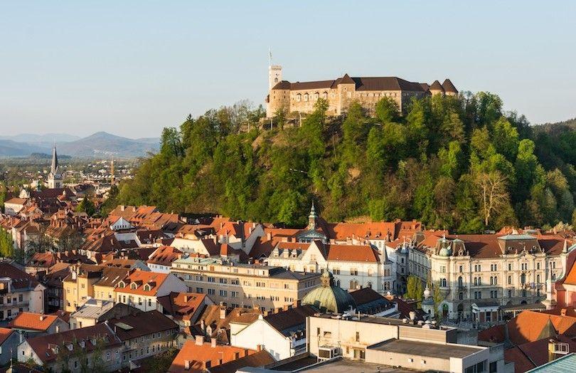 Ljubljana Castelo