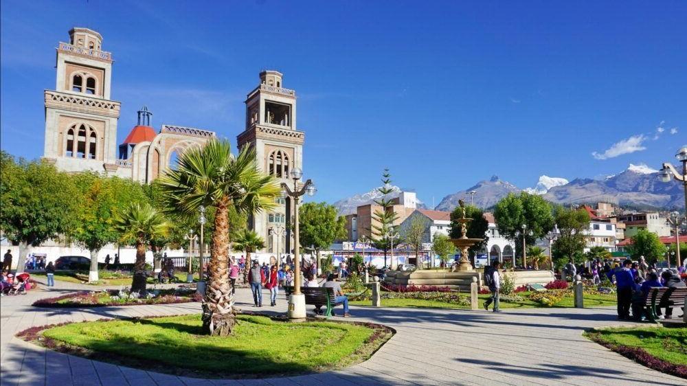 locais de Huaraz