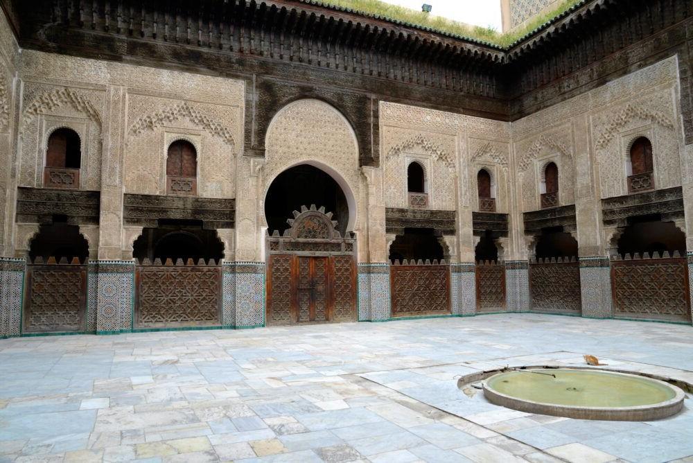 Madrasa No Attarine