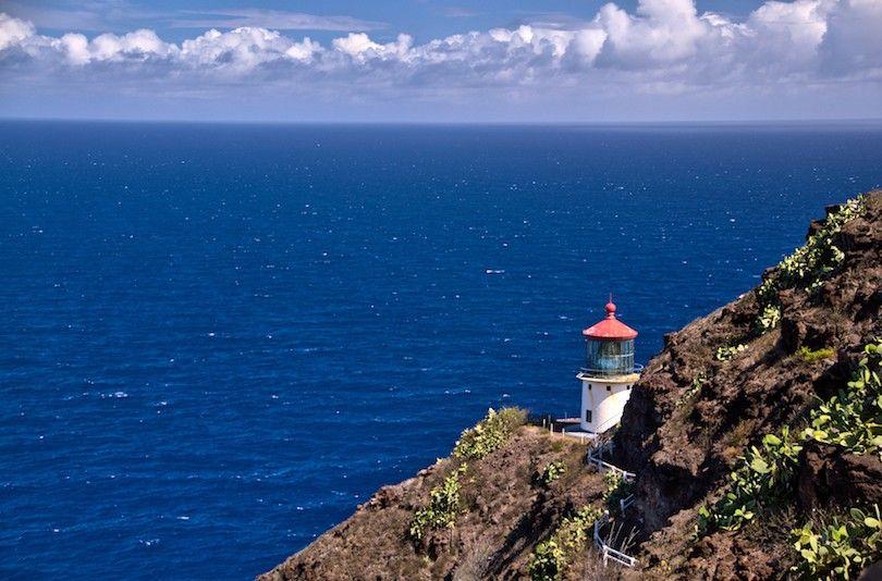 makapuu Lighthouse Point