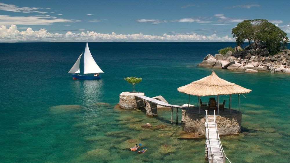 melhor do Lago Malawi