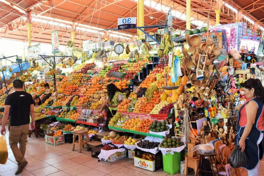 Mercado San Camilo