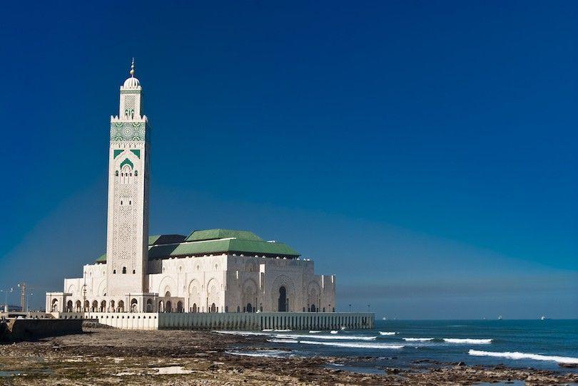 Mesquita Hassan II