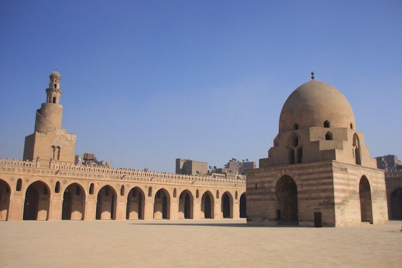 Mesquita Ibn Tulun