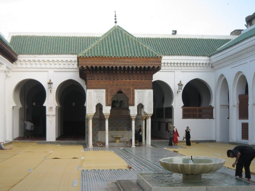 Mesquita Kairaouine
