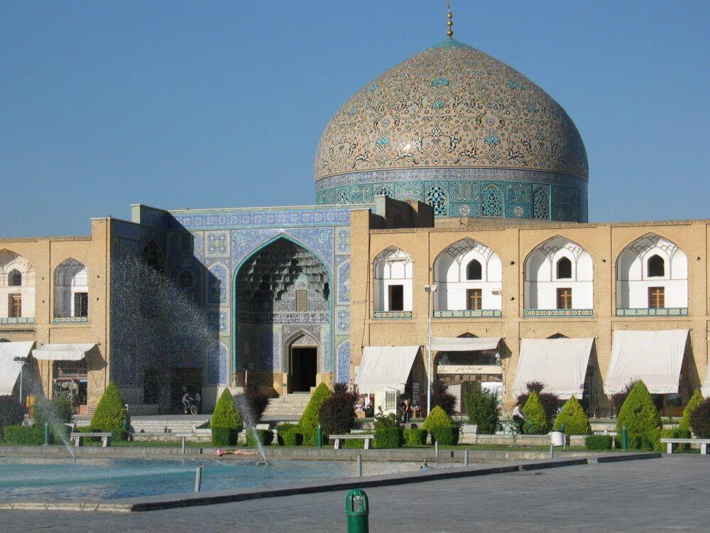 Mesquita Lotfollah