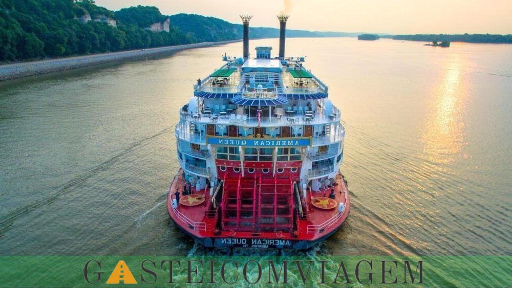 Mississippi River Cruise