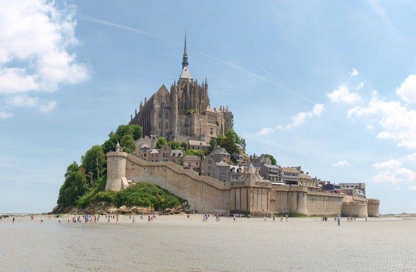 Mont Saint Michel abadia