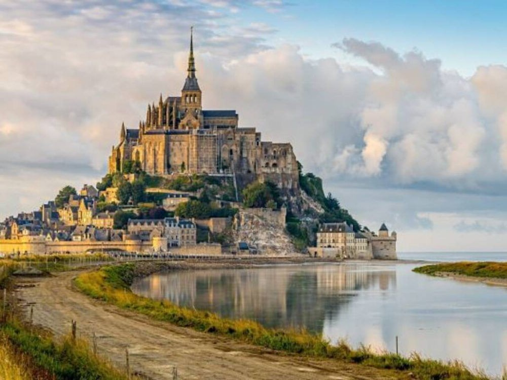 Mosteiro do Mont St Michel