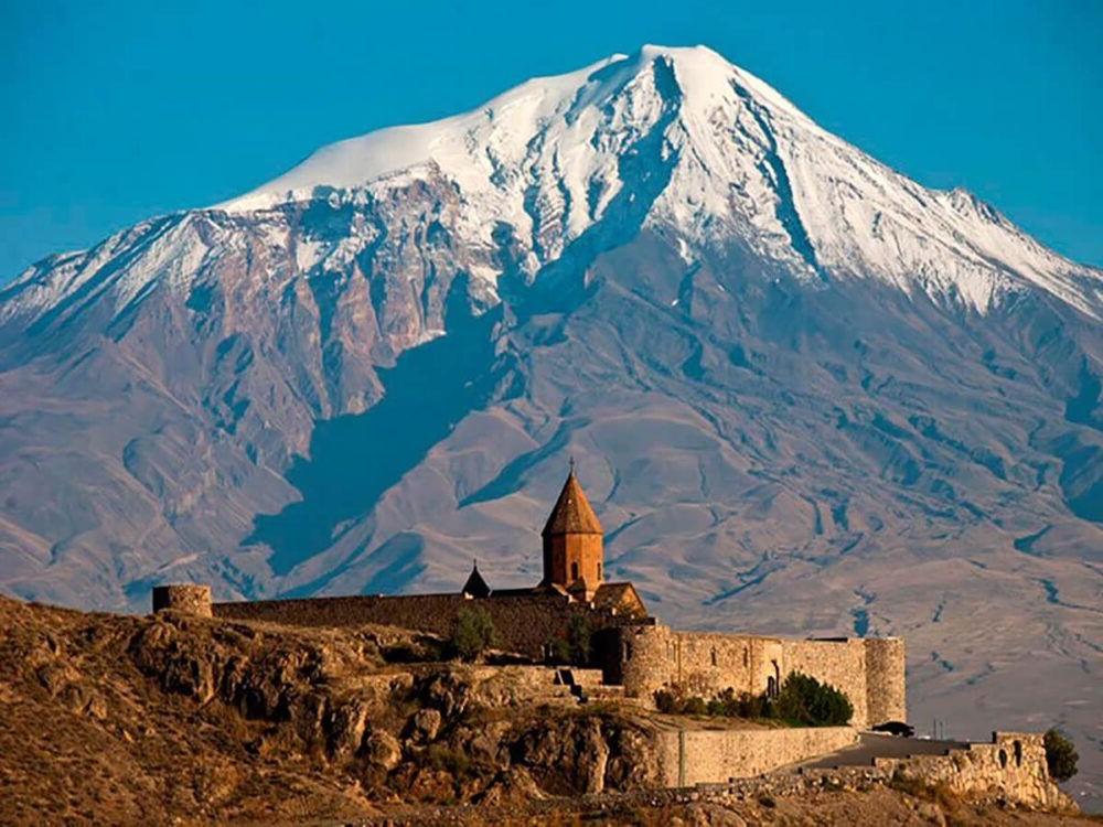 Mosteiro Khor Virap
