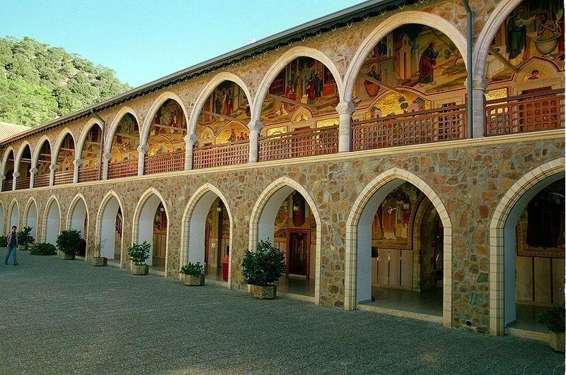 Mosteiro Kykkos