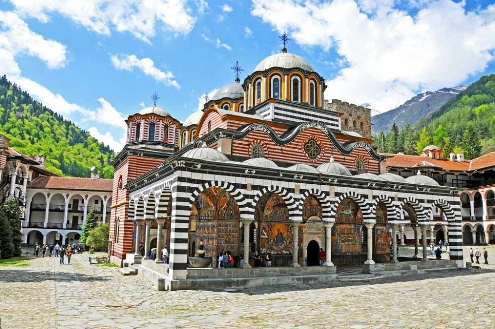 Mosteiro Rila