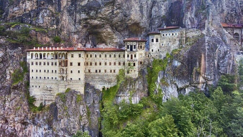 Mosteiro Sumela