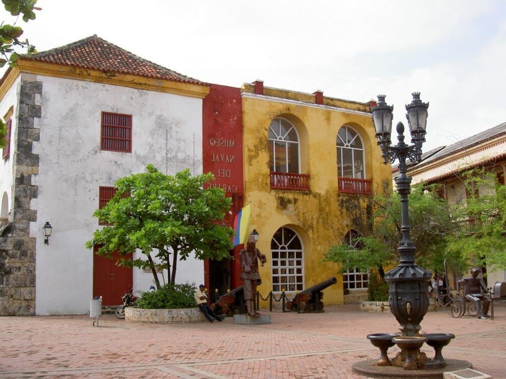 Museo Naval De Caribbean