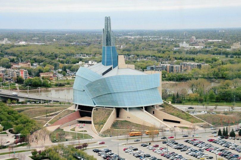 Museu Canadense de Direitos Humanos