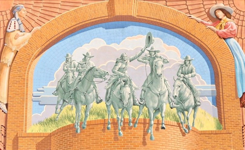 museu Cowgirl nacional