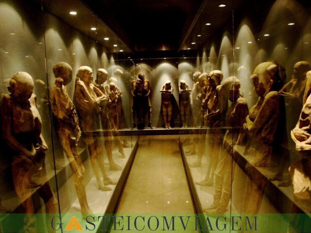 Museu das Múmias