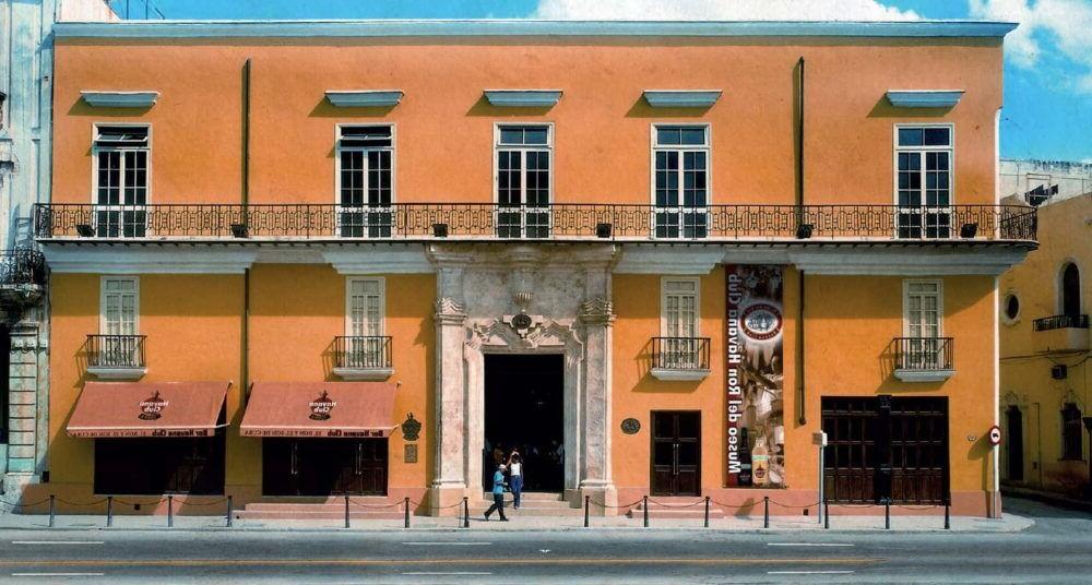 Museu de rum Havana Club