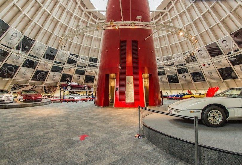 Museu Nacional corveta