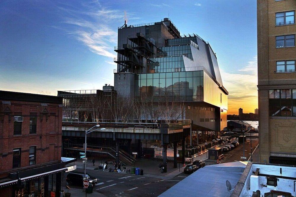 Museu Whitney de Arte americana