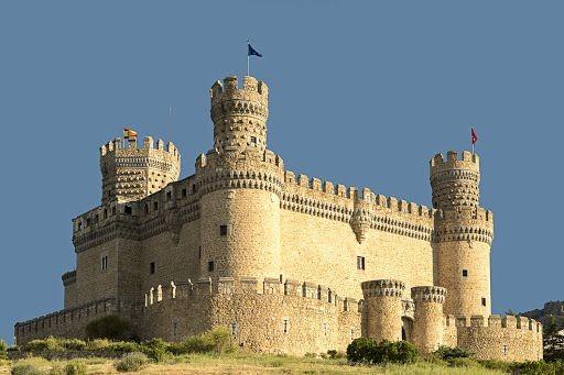 New Castle Manzanares el Real