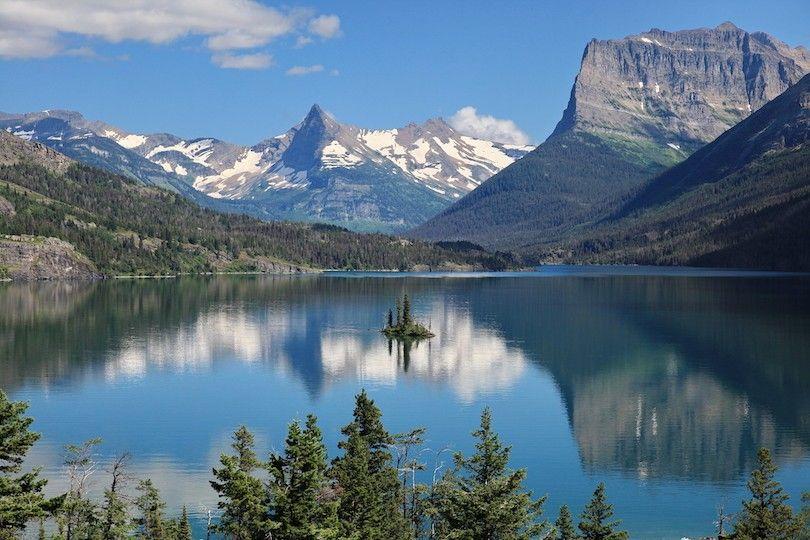 Nsp Glacier National Park