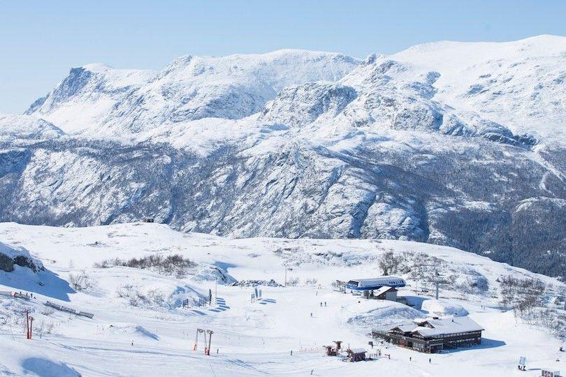 o ski hemsedal