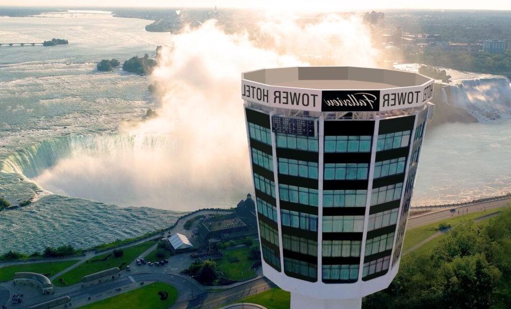 o Tower Hotel Cataratas do Niágara