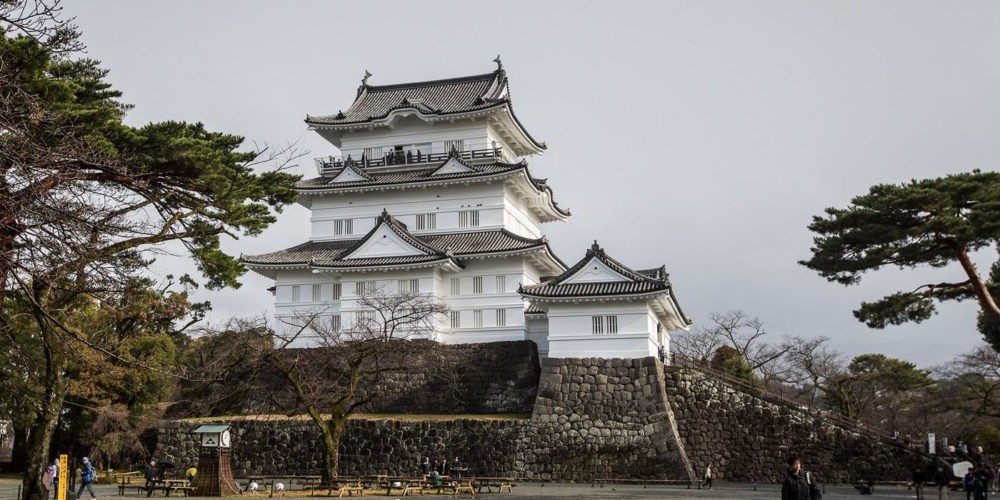 Odawara Castelo