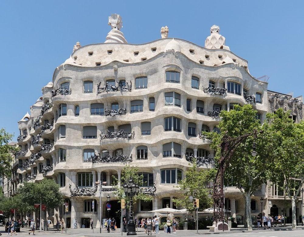 Onde ficar em Barselona Casa Mila Espanha