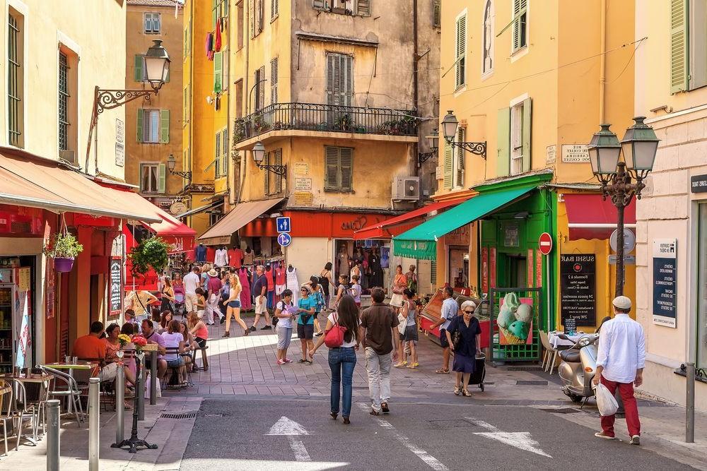 Onde ficar em Old Town Nice